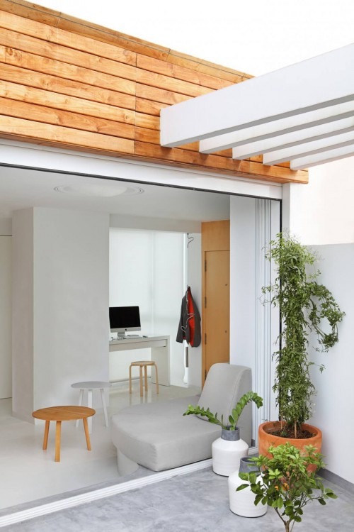 3. Penthouse in Valencia by Josep Ruà