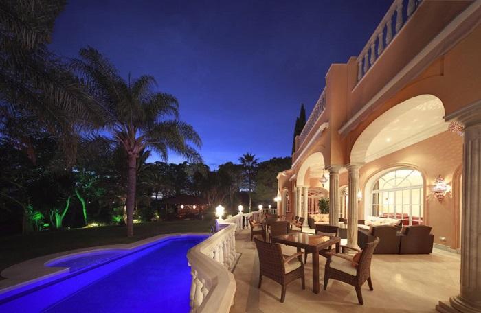 3. Prince's former Marbella mansion