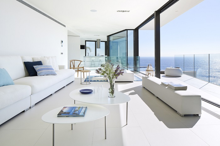 3. Seaside residence in Girona