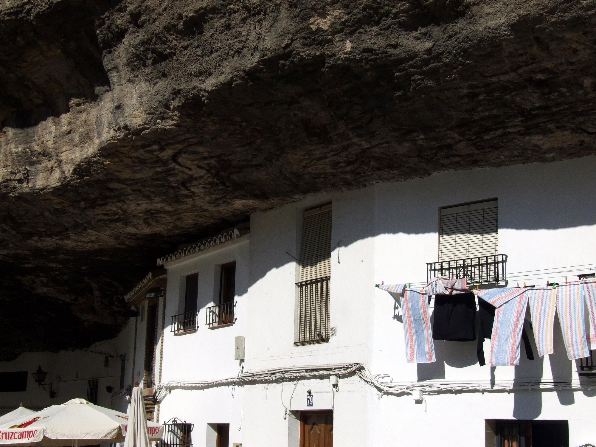 3. Setenil de las Bodegas - Living Under a Rock: Setenil de las Bodegas, Cádiz
