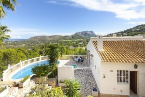 Dream holidays in a navy villa in Dénia