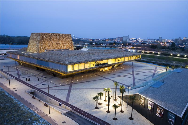 311 - La Llotja theatre and conference centre Lleida, Spain