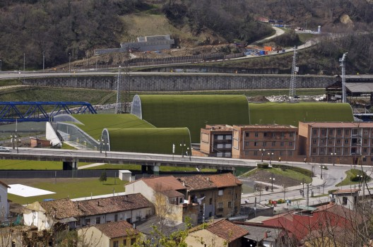 313 - Architecture in Spain: Sports Centre in Langreo, Asturias