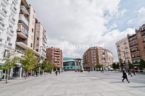 3184080 962404 foto18219263 - Modern and Stylish Vacational Home in Madrid City Centre