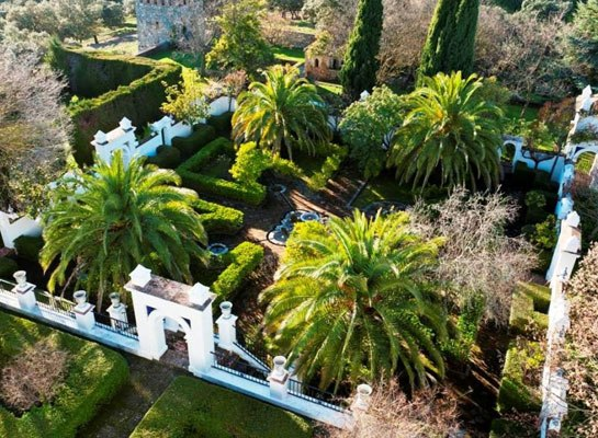 330 - A Palatial Mansion in Cordoba, Andalusia