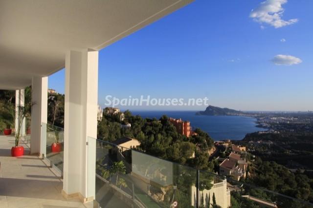 331 - Minimalist Home for Sale in Altea, Alicante