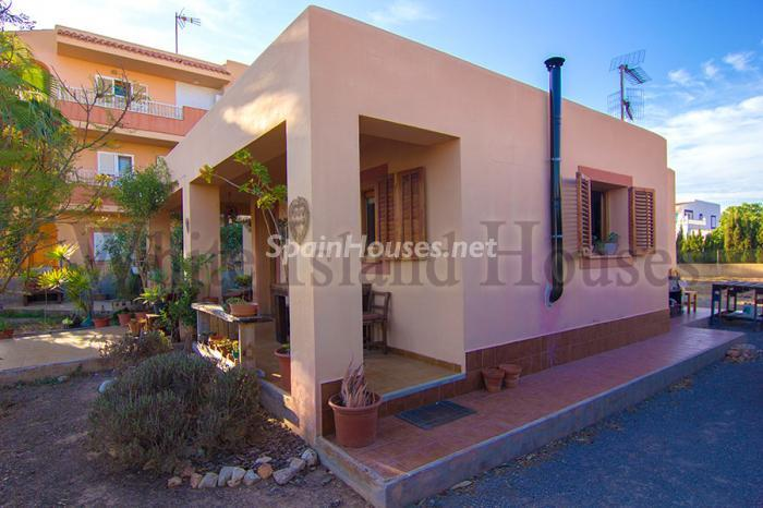 345 - Country Style House for Sale in Sant Josep de sa Talaia, Ibiza