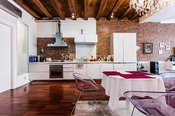 347 - Luxury Loft for Sale in Barcelona City