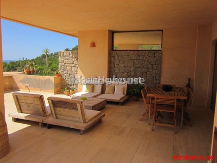 350 - Apartment with unbeatable views for sale in Sant Josep de sa Talaia, Ibiza