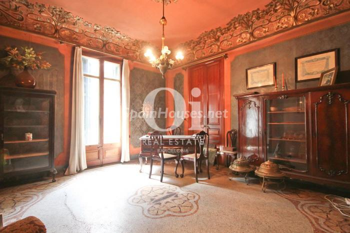 351 - Luxurious modernist apartment for sale in Barcelona