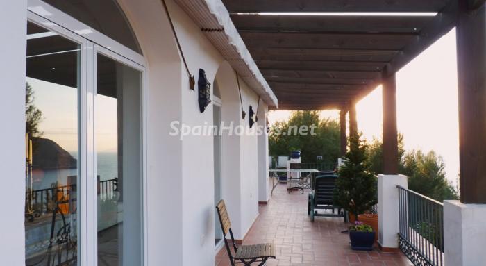 352 - Wonderful Holiday Rental House in La Herradura, Granada