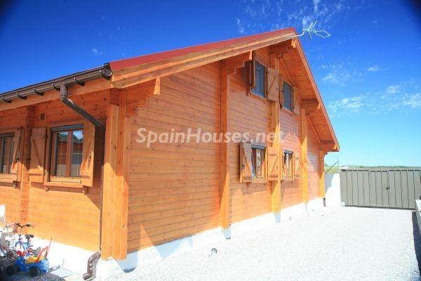 358 - Luxury Wooden House in Padul, Granada