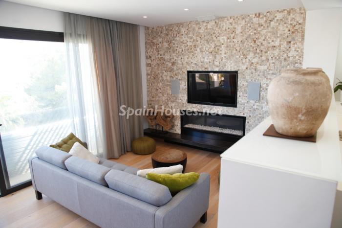 361 - Modern Style Villa for Sale in Ibiza (Baleares)