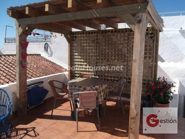 362 - Country style terraced house for sale in Salobreña (Granada)