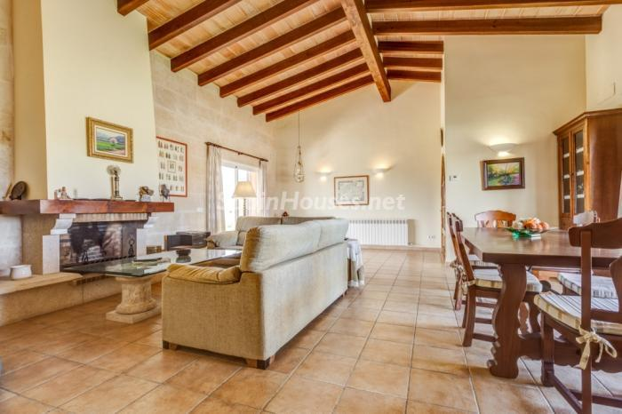 366 - Charming Country Villa For Sale in Campos (Mallorca, Baleares)