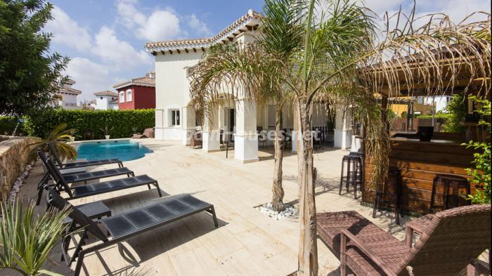 367 - Luxury Detached Villa for Sale in Torre-Pacheco (Murcia)