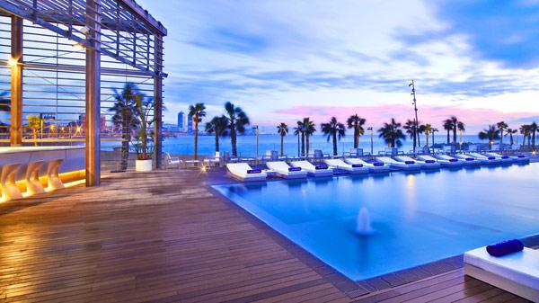 38 - Architecture: W Barcelona Hotel