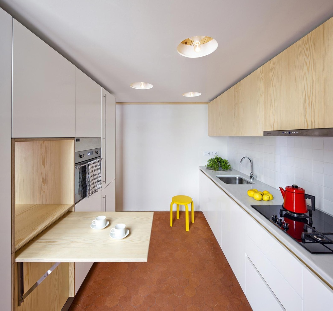 apartment refurbishment in barcelona by bach arquitectes news apartment refurbishment in barcelona