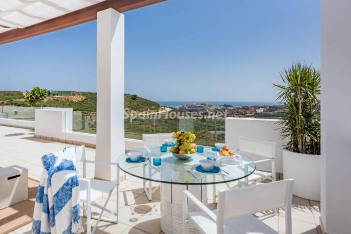 4. Apartment for sale in Casares, Málaga