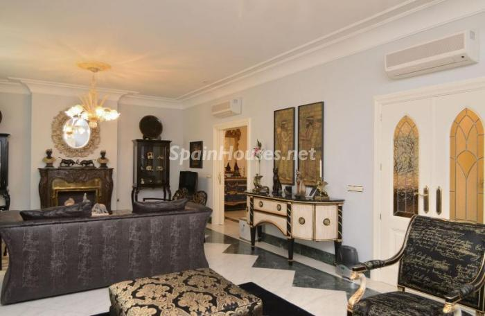 4. Apartment for sale in Salamanca - Luxurious Apartment for Sale in Madrid City