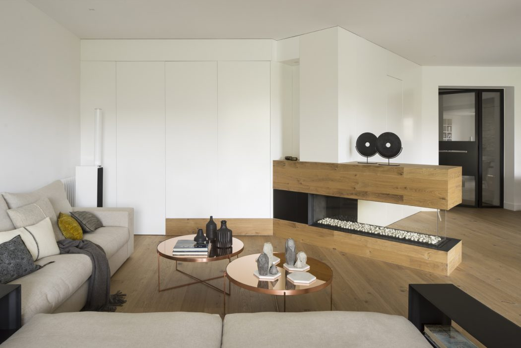 4. Apartment in Barcelona by Susanna Cots - Contemporary Apartment in Barcelona designed by Susanna Cots