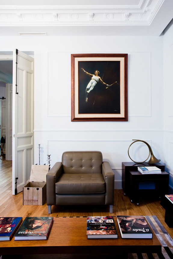 4. Apartment in Madrid