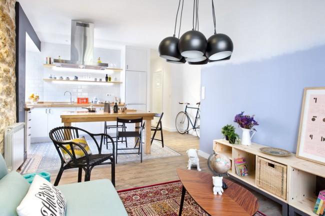 4. Apartment rental in A Coruña