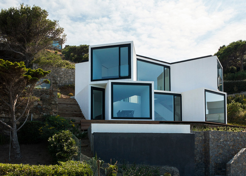4. Casa Girasol en Girona - Impressive House Design in Girona: Sunflower House