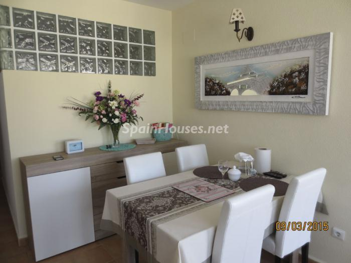 4. Duplex for sale in Calpe (Alicante)