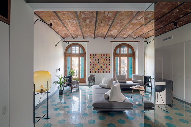 4. Dwelling in Barcelona by Nook Architects - Dwelling in Barcelona by Nook Architects