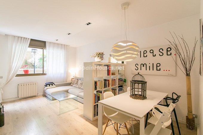 4. Flat for sale in Barcelona 1 - For Sale: 3 Bedroom Apartment in Barcelona City