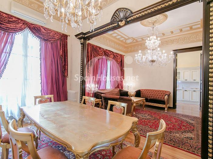 4. Flat for sale in Barcelona - On the market: Super Luxury Home in Barcelona City Centre
