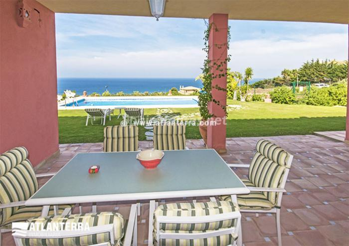 4. Holiday rental detached villa in Zahara de los Atunes