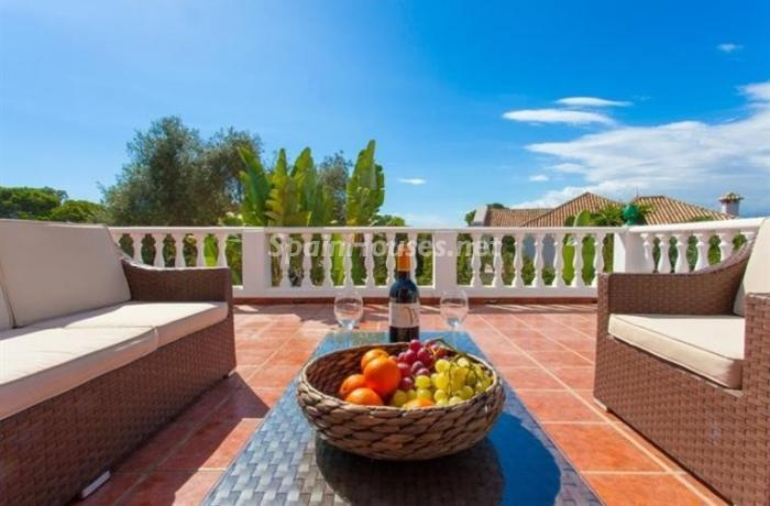 4. Holiday rental villa in Marbella (Málaga)