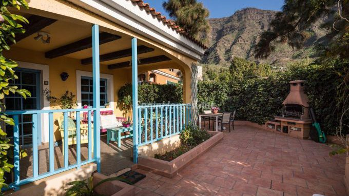 4. House for sale in Mogán e1485358688768 - For Sale: Cosy Family House in Mogán, Gran Canaria, Las Palmas