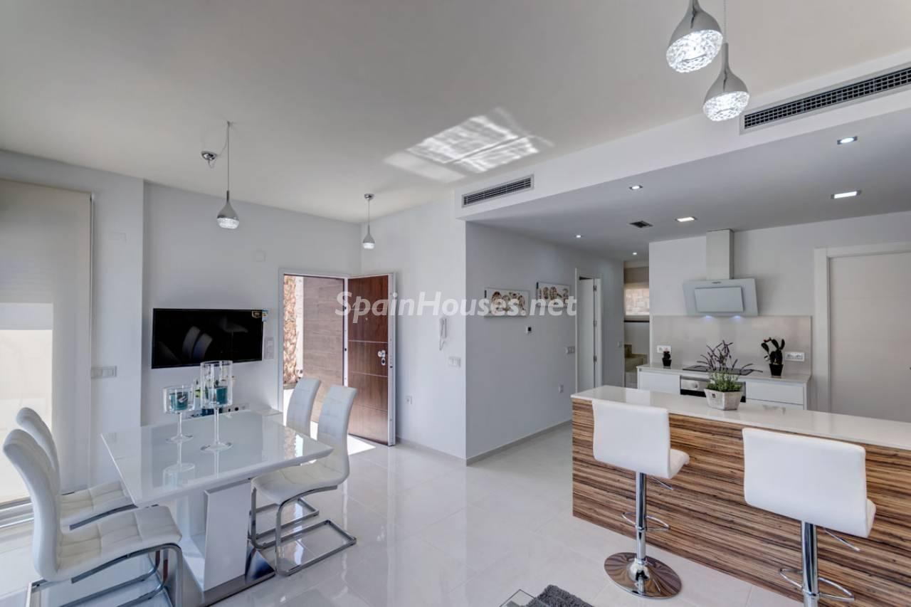 4. House for sale in Orihuela Costa Alicante - Brand New Villa in Orihuela Costa, Alicante