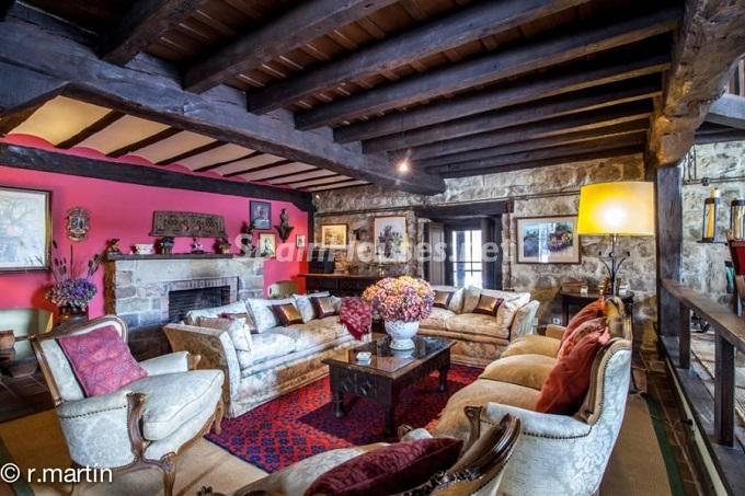 4. House in Cabuérniga Cantabria - For Sale: Rustic Stone House in Cabuérniga, Cantabria
