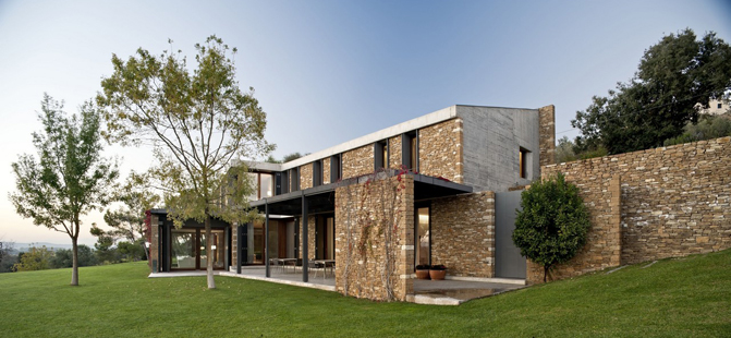 4. House in El Ampurdán - Architecture: House in El Ampurdán, Girona