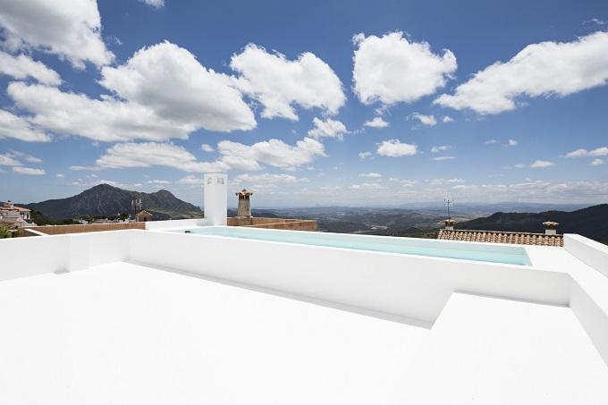 4. House in Gaucín by DTR studio architects - A single family house for a painter in Gaucín, Málaga, by DTR_studio architects