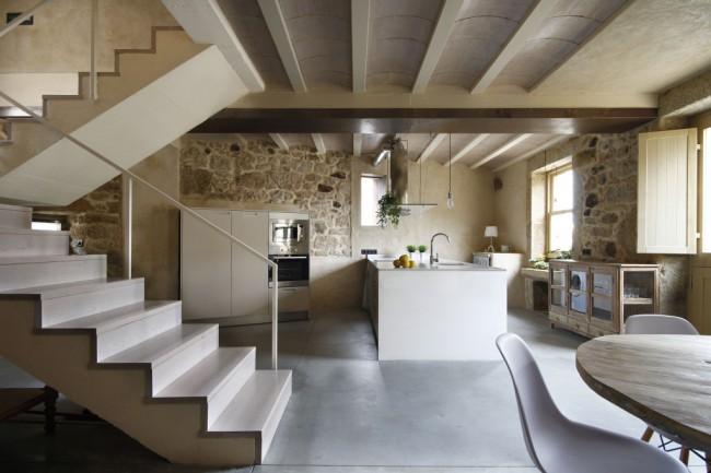 4. House in Nautigos A Coruña e1445414971421 - House Rehabilitation in Carnota, A Coruña