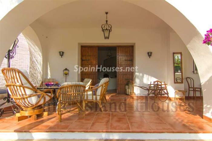 4. House in Sant Antoni de Portmany - Mediterranean Style House for Sale in Sant Antoni de Portmany, Ibiza