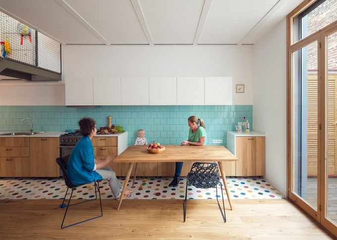 4. House reno in Barcelona by Nook Architects - House Renovation in Barcelona by Nook Architects