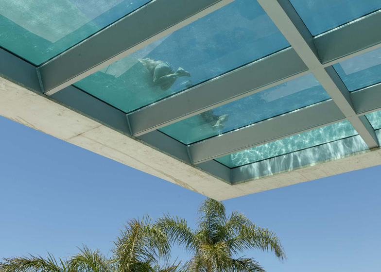 4. Jellyfish House - The Jellyfish House by Wiel Arets Architects in Marbella, Málaga