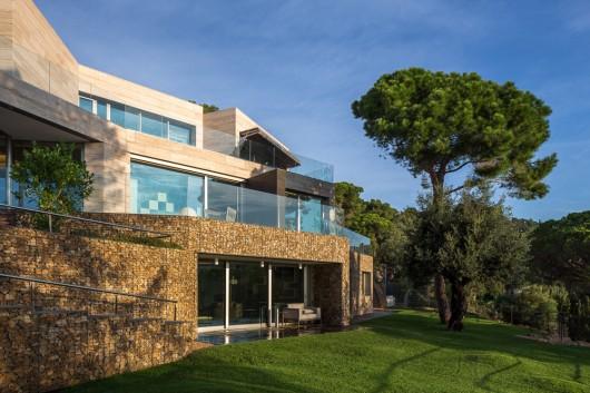 4. Llorell House in Girona