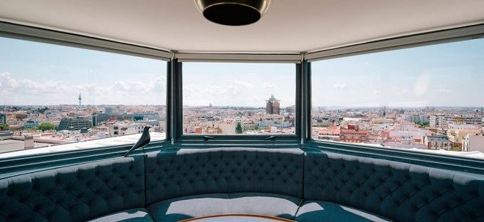 4. Madrid Penthouse by i! arquitectura