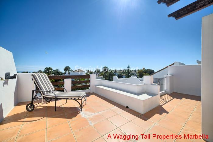 4. Penthouse duplex for sale in Estepona (Málaga)
