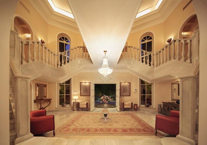 4. Prince's former Marbella mansion