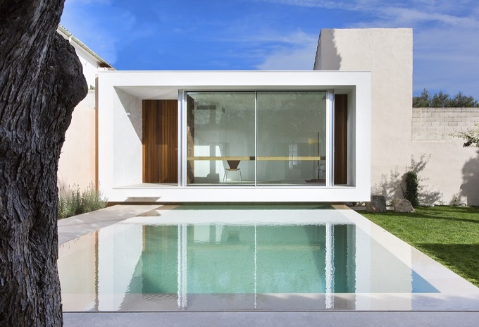 4. Swimming Pool and Studio Joan Miquel Segui & Tono Vila