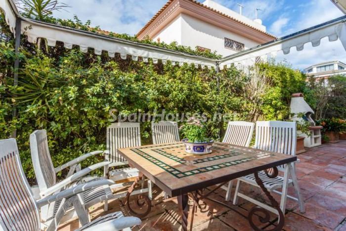 4. Villa for sale in Castilleja de la Cuesta (Seville)