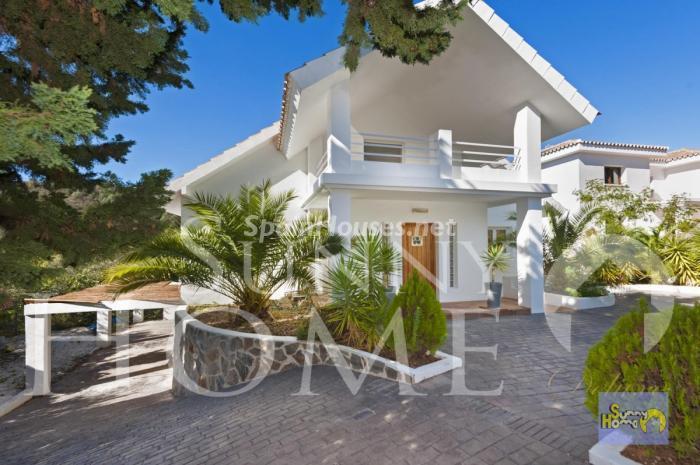 4. Villa for sale in Mijas Costa